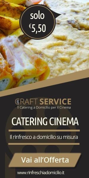 Catering per cinema