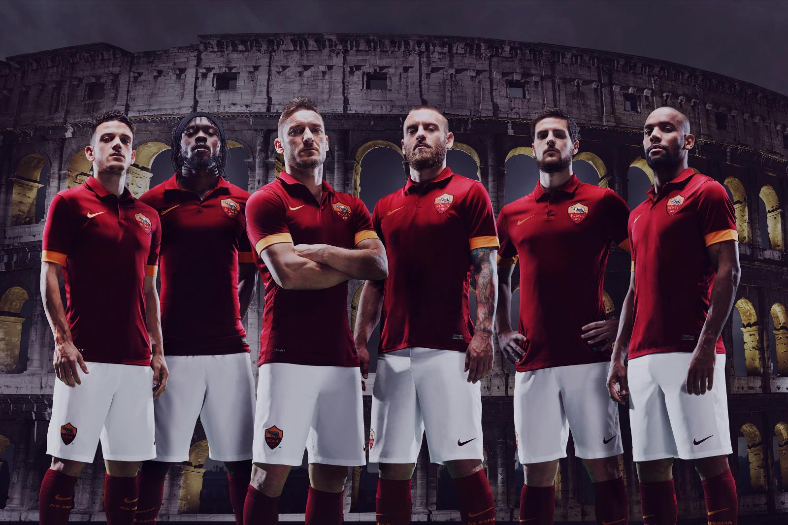 AS Roma una storia lunga 88 anni