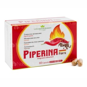 piperina in compresse