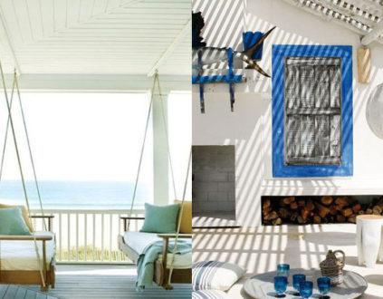 esempi di arredo casa al mare