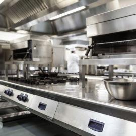 Igiene e pulizia cucina ristorante
