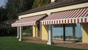 la qualità dell'azienda di Roma specializzata in tende da sole