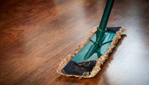 Mantenere pulita la propria casa.