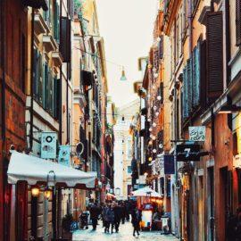 Attvitià di promozione a Roma