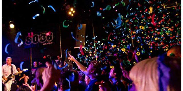 Festa dei 18 anni a Milano