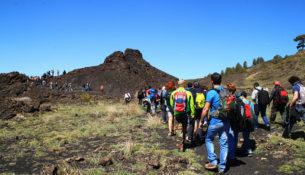 escursione sull' Etna