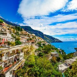 Villas rental Positano