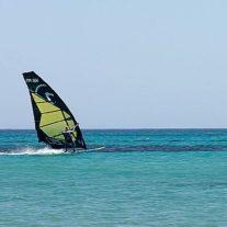 wind surf saline
