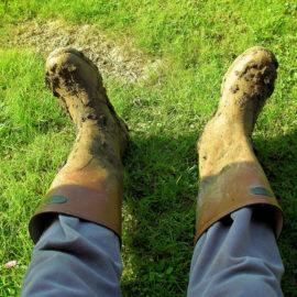 stivali da pioggia uomo