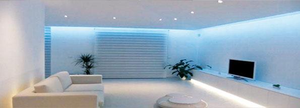 Illuminazione a led risparmiare conviene apt - Luci a led casa ...