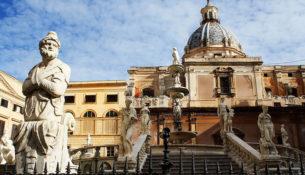 Palermo piazza della vergogna