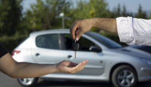 vendere un'auto