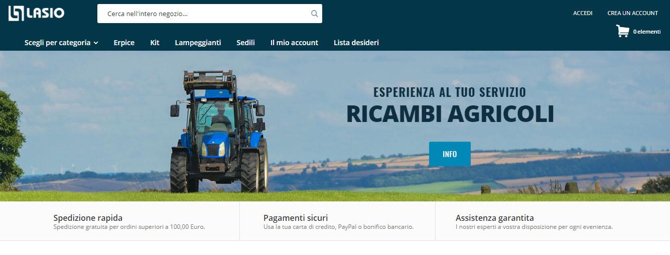 lasio macchine agricole