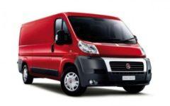 Noleggio furgoni Roma