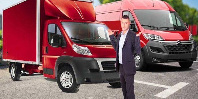 Vuoi noleggiare il giusto furgone?