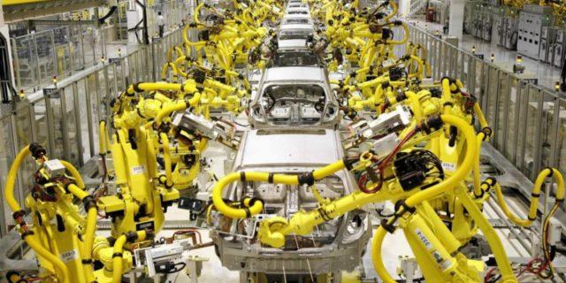 automazione e robot