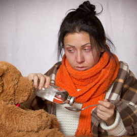 come curare l'influenza