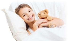 cuscini anatomici da bambino